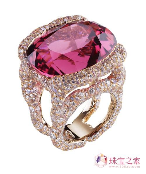 2012巴塞尔展世界顶级珠宝品牌Fabergé高级珠宝赏析