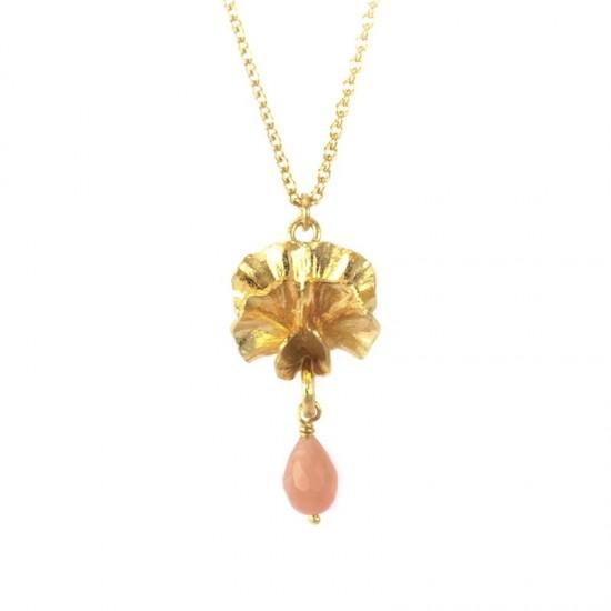 英国珠宝设计师 夏日的怀抱系列首饰