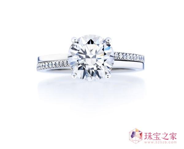 DE BEERS结婚饰品系列 PROMISE 戒指