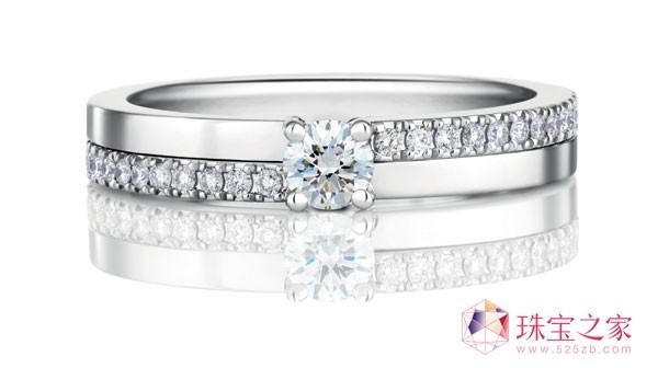 DE BEERS结婚饰品系列 PROMISE 18 戒指