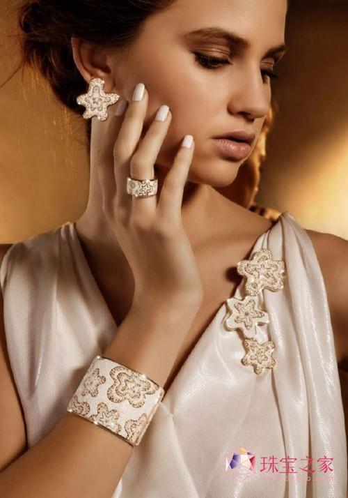微镶马赛克珠宝 来自意大利的技艺
