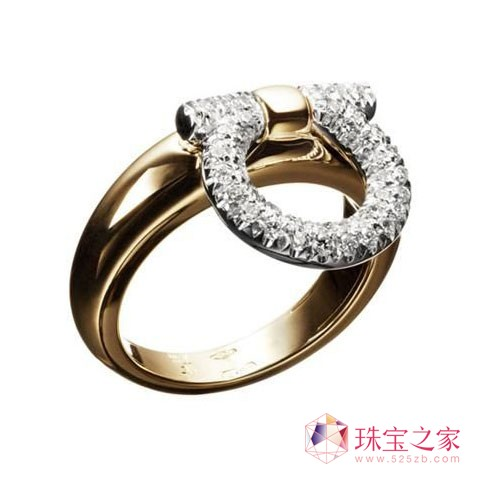 Gancino系列戒指