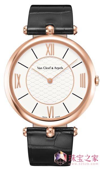 梵克雅宝Pierre Arpels男士腕表在京发布