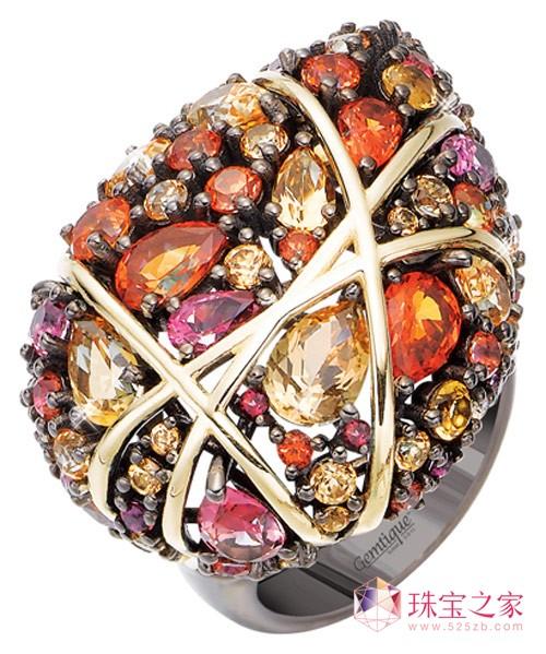 香港珠宝品牌古珀行珠宝全新晶雅婷系列珠宝