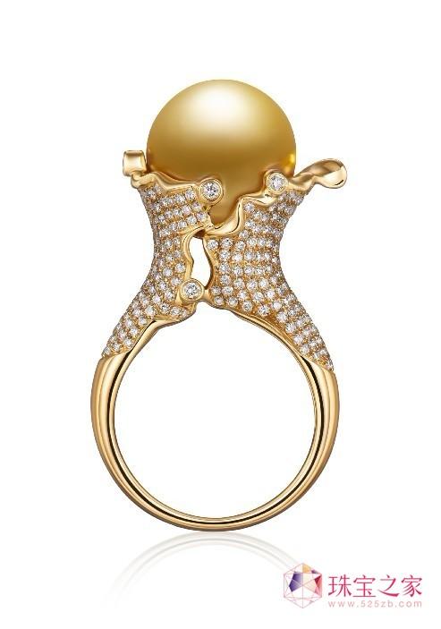 丰沛珠宝闪耀上海珠宝展海水珍珠成关注焦点