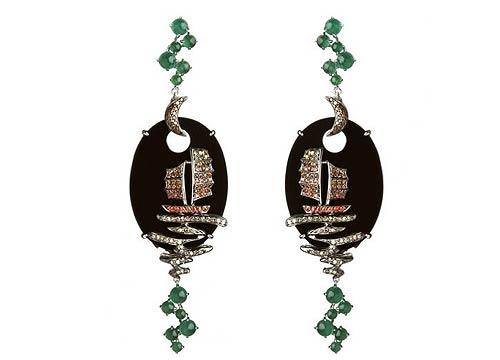 顶级珠宝设计 尽显奢华中国风