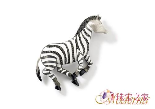 长颈鹿动物系列首饰