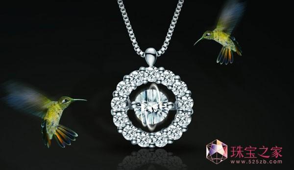 爱迪尔珠宝 灵动 演绎会动的钻石 高清图片