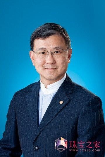 古珀行珠宝集团总裁沈运龙先生