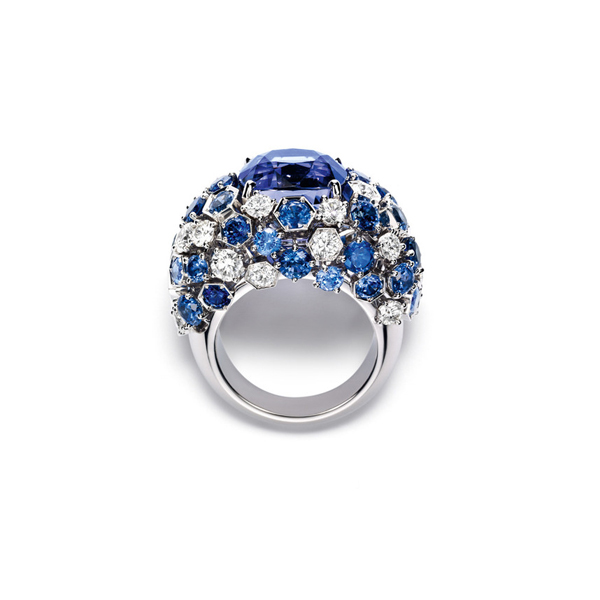"Chaumet(尚美)全新""Bee My Love"" 系列珠宝"