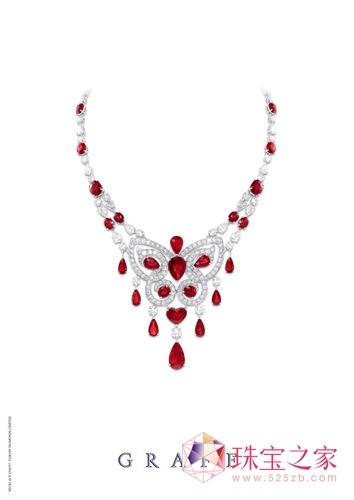 中式写意设计 细数奢华珠宝东方情