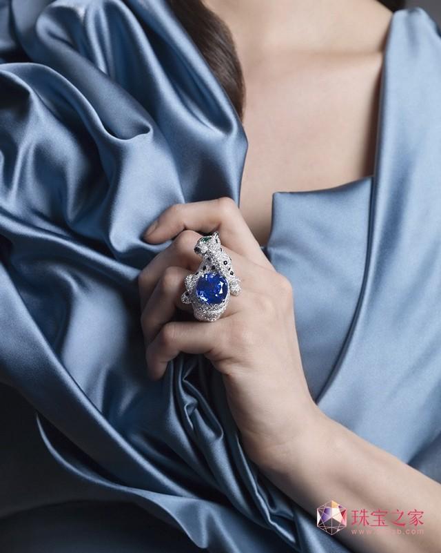 卡地亚Cartier将携 Dépaysement系列珠宝亮相第六届古董双年展