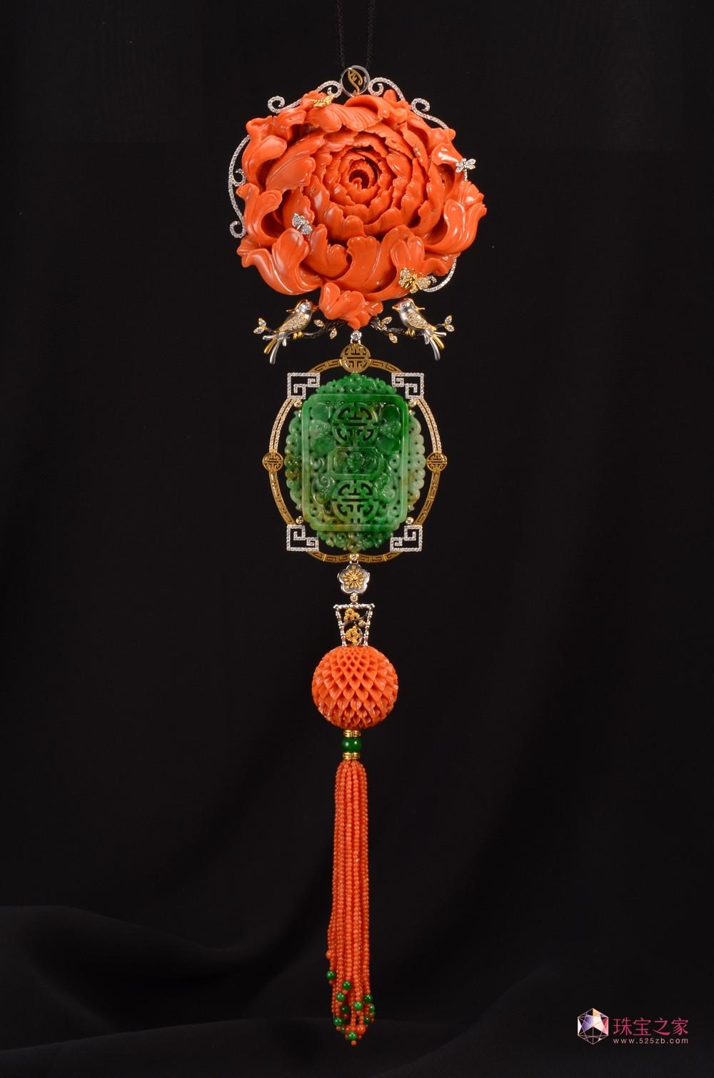 王月要珠宝艺术 璀璨之美 闪耀全球