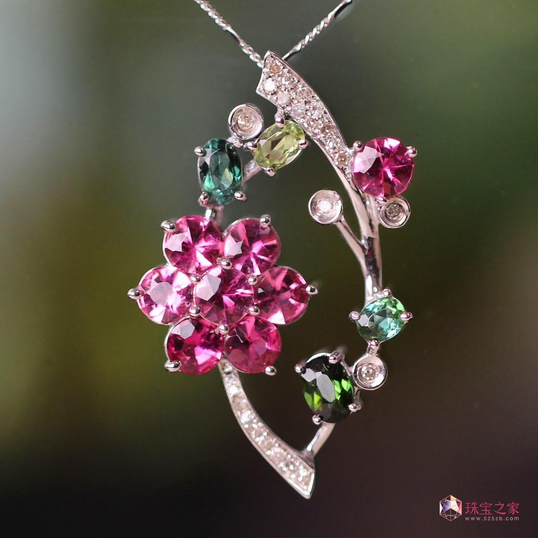 张萍创立珠宝工作室14年 坚持原创设计