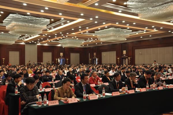 全球珠宝企业齐聚2012中国珠宝年会 分享转型升级
