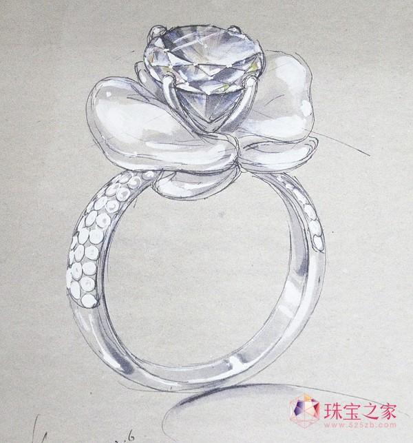 独立珠宝设计师手绘秀将在深圳市罗湖区水贝珠宝产业基地的宝琳国际