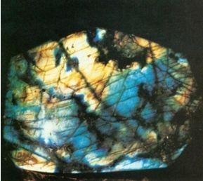 拉长石(晕彩效应)《珠宝鉴定》之宝石的要素