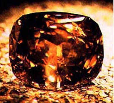 净度极高的橙红色天然美钻《珠宝鉴定》之宝石的要素