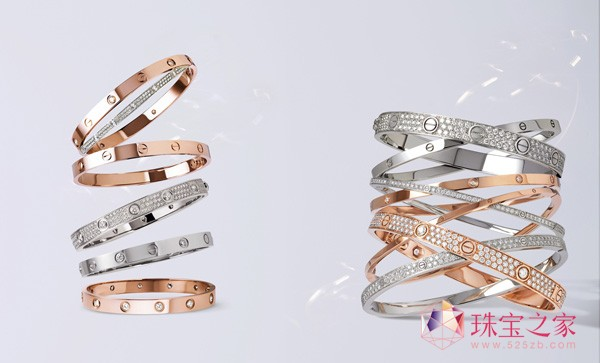 卡地亚2013珠宝新品大赏