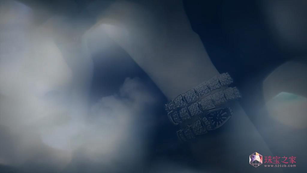Rachel Weisz演绎宝格丽Serpenti系列全新大片