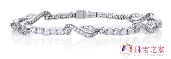 DE BEERS Adonis Rose钻石手链 戴比尔斯钻石珠宝