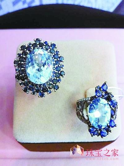 彩色宝石价格五年增长三倍