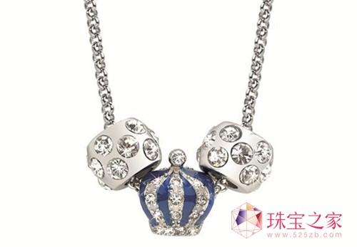 商家打造乔治王子纪念品 珠宝品牌炒作王室商机Morellato王室宝宝吊坠