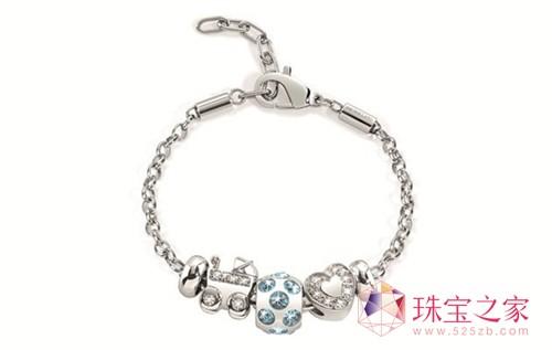 商家打造乔治王子纪念品 珠宝品牌炒作王室商机Morellato王室宝宝手链