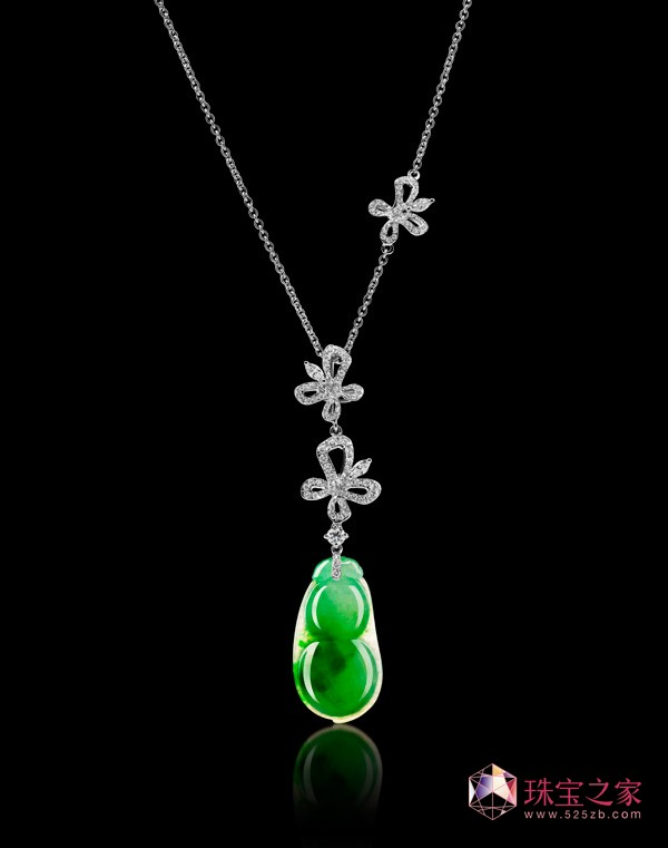翡翠之美 东方的高级珠宝