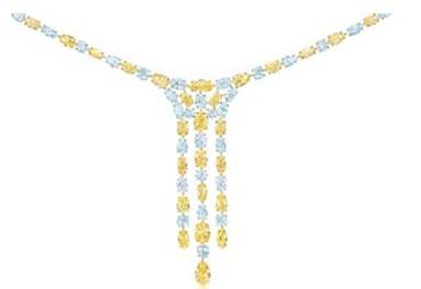 伦敦哈罗德百货独家展售蒂芙尼Travelling系列珠宝