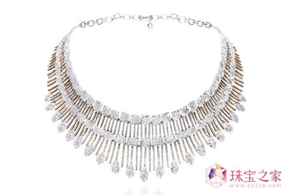 萧邦顶级订制珠宝项链