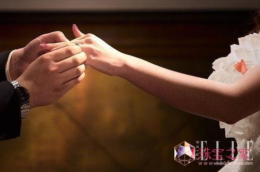 婚礼珠宝文化中的法式浪漫