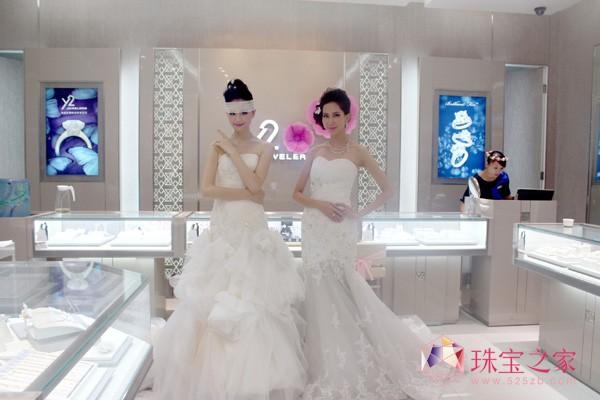 Y2 Jewelers 2013七夕遇见爱婚尚珠宝秀