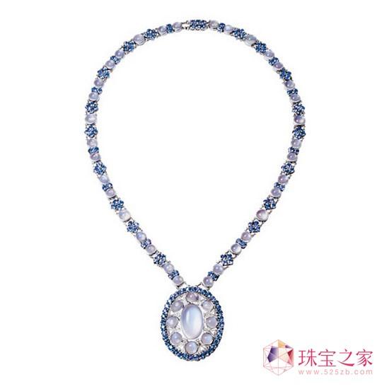 神秘月光石演绎珠宝浪漫神话