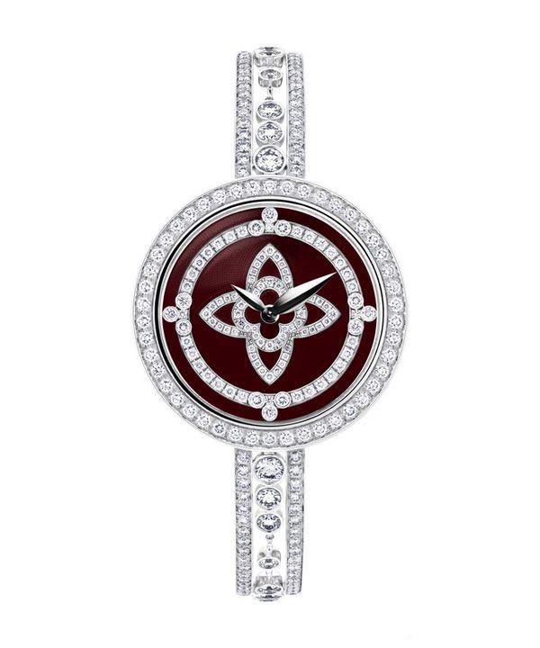 路易威登「Les Ardentes」珠宝腕表 钻石迷阵华彩