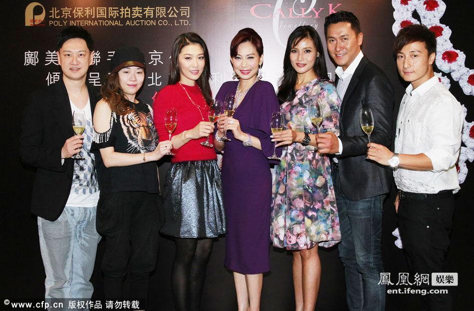邝美云40余件珠宝首饰将亮相北京保利国际八周年秋拍