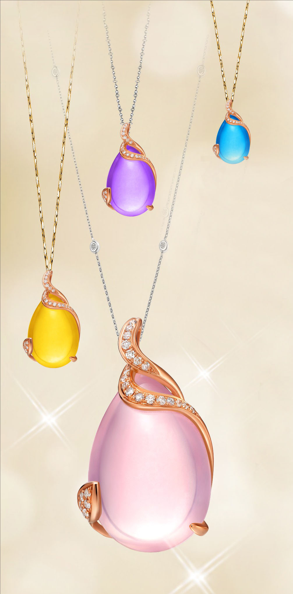 COLORBAY格莱贝携彩宝珍品闪耀亮相2013中国国际珠宝展