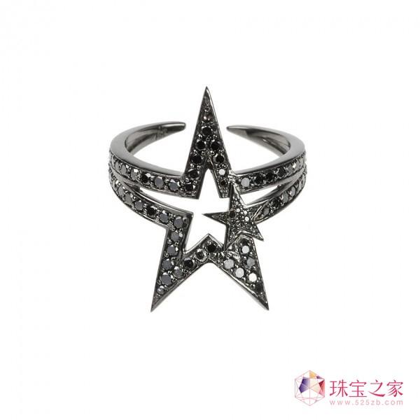 珠宝设计师将它们作为灵感源,制作出的珠宝别有一番风格.