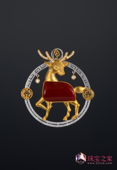 私人珠宝定制在中国---台湾珠宝艺术家王月要