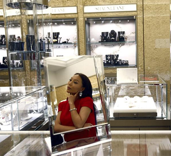 Bao Bao Wan Fine Jewelry入驻伦敦著名百货哈罗德