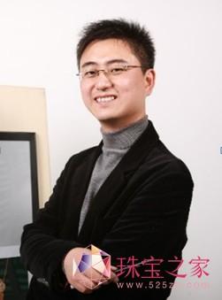 深圳市珠宝首饰设计师协会会长:杜半 先生
