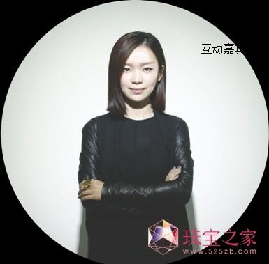DANYI ZHU 朱丹�D珠宝设计师