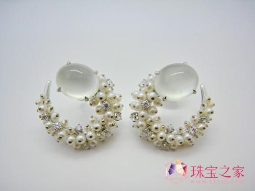 """香港珠宝设计师商月芬谈""""翡翠设计的展望"""""""