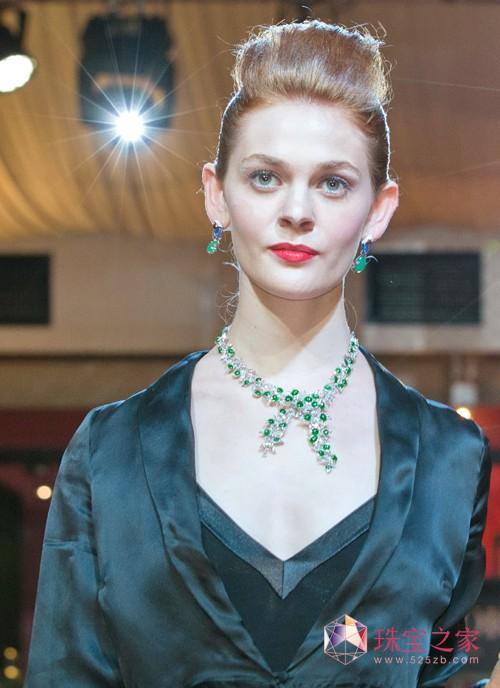 香港珠宝设计师商月芬翡翠设计作品