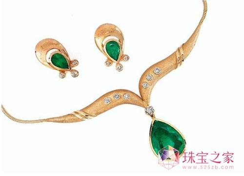 哥伦比亚祖母绿将亮相北京奢侈品展