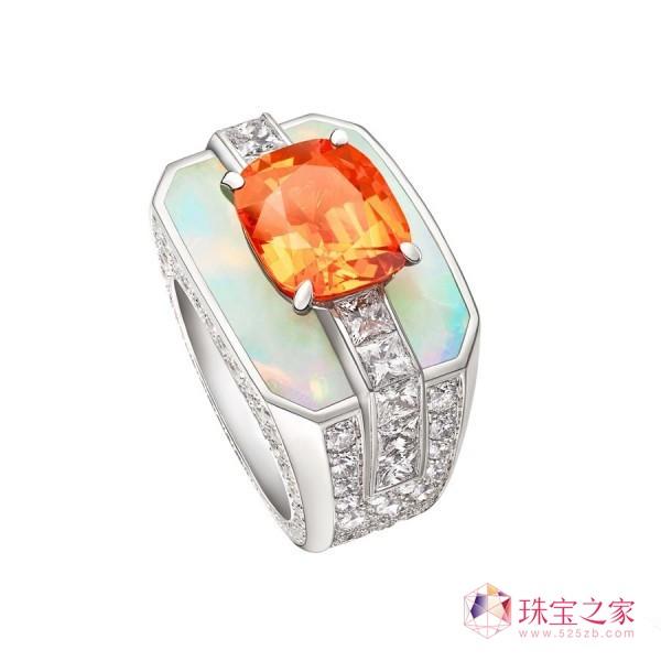 珠宝品牌十款高定珠宝戒指