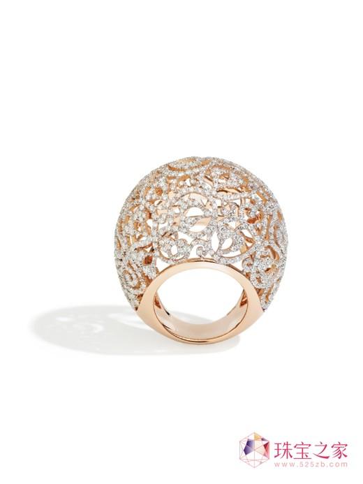 POMELLATO宝曼兰朵呈献2014婚礼珠宝