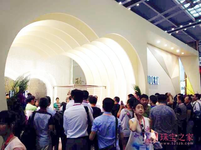 创意亮相2014深圳国际珠宝展