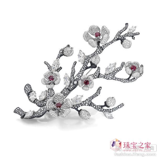 首位华人女珠宝设计师挤身「巴黎古董双年展」