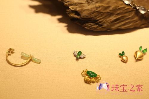 2014独立首饰设计师高级珠宝艺术联展作品